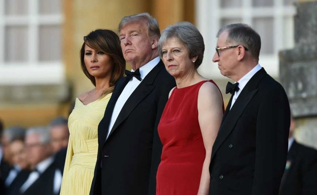 'Where Are Your Manners?': British Politicians Outraged At Donald Trump