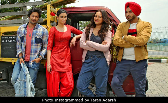 Happy Phirr Bhag Jayegi Box Office Collection Day 3: Sonakshi Sinha's Film Shows 'Positive' Growth, Earns Rs 11.78 Crore