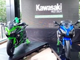 Video: 2018 Kawasaki Ninja 300 ABS Walk Around