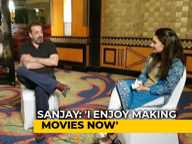 Don't Need A 40 Crore PR-Piece To Whitewash My Image: Sanjay Dutt