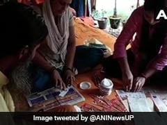 Man Vs Plastic: A Mahant From Uttar Pradesh Ashram Makes Pens From Paper
