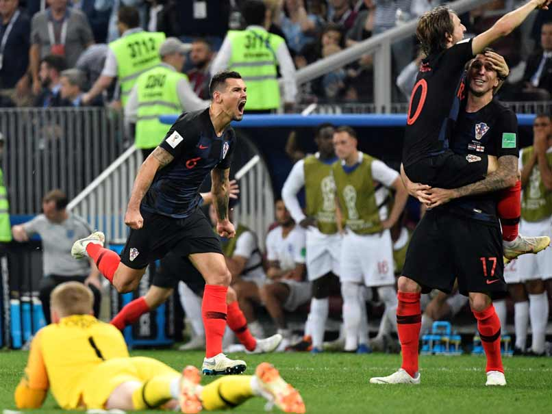 World Cup 2018: Exhausted Croatia Train Sights On France In Final