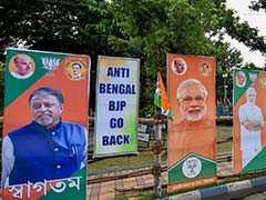 மேற்கு வங்கத்தில் அமித் ஷா பேரணி: சாலைகள் எங்கும் BJP Go Back போஸ்டர்கள்