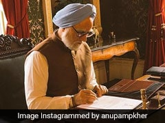 At First, Anupam Kher Was 'Confused' About <I>The Accidental Prime Minister</I> But The Script 'Blew His Mind'