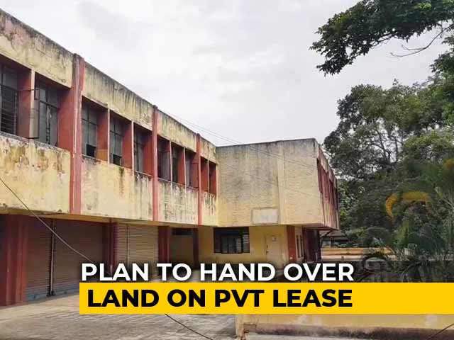 Video : Mall To Replace Bengaluru Complex, Residents Worry About Trees, Traffic