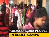 Video : School In Karnataka's Kodagu Is Now Home For Hundreds Displaced By Floods