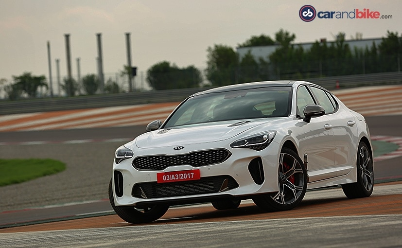 The Kia Stinger could really set a different kind of benchmark for India