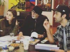 Amitabh Bachchan Is Scared Of New Generation Actors, Says '<I>Kha Hee Jayenge</I>'