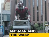 Video : First Impressions Of <i>Ant-Man And The Wasp</i>