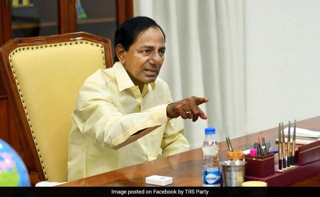 तेलंगाना सरकार ने जारी किया कर्मचारियों को जून महीने का पूरा वेतन देने का आदेश