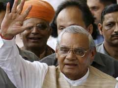 How Atal Bihari Vajpayee Captured 'Face-Off With Death' Through A Poem
