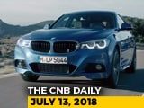 Video : BMW 3-Series GT Sport, Mini Electric Car Sketches, Goodyear New Tyres
