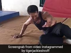 Tiger Shroff का स्टंट हुआ फेल, 12 लाख बार देखा गया Video