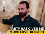 "Video : ""It Wasn't Easy"": Ashish Khetan Opens Up On Decision To Quit AAP"