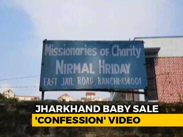 Video : In Baby-Selling Scandal, Cops Counter Bias Charge With Nun's Confession