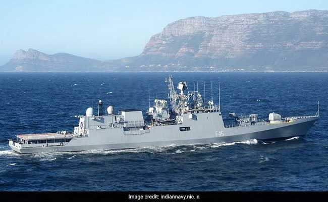 Navy Helps Norwegian Ship With All-Indian Crew In Pirate-Infested Waters