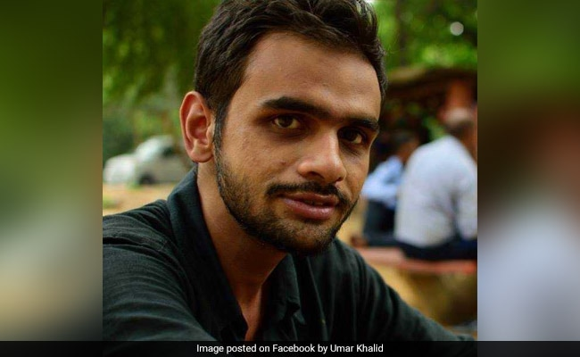 'Umar Khalid Conspired To Fuel Delhi Riots,' Says Police Charge Sheet