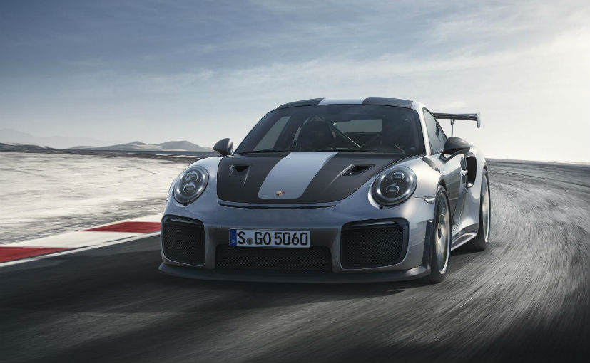 e27a7346078 Porsche 911 GT2 RS Production To Start Again