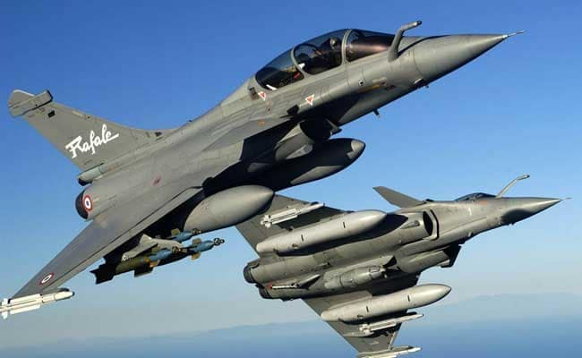 Amid Rafale Row, Swedish Firm Expresses Interest In Fighter Jet Deal