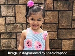 Inside Pics From Shahid Kapoor And Mira Rajput's Daughter Misha's Birthday Celebration