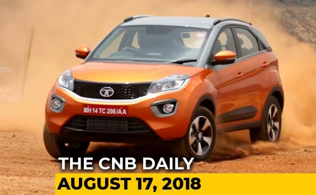 Video : Maruti & Mercedes Price Hike, Tata Nexon, Yamaha R15 MotoGP edition, Honda Navi 1 lakh sales
