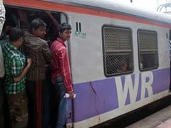 Local Trains Stopped For 30 Minutes In Mumbai Over Subway Cave-In Fears