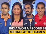 Video : India's Asian Games Stars Talk About Their Journey To The Podium