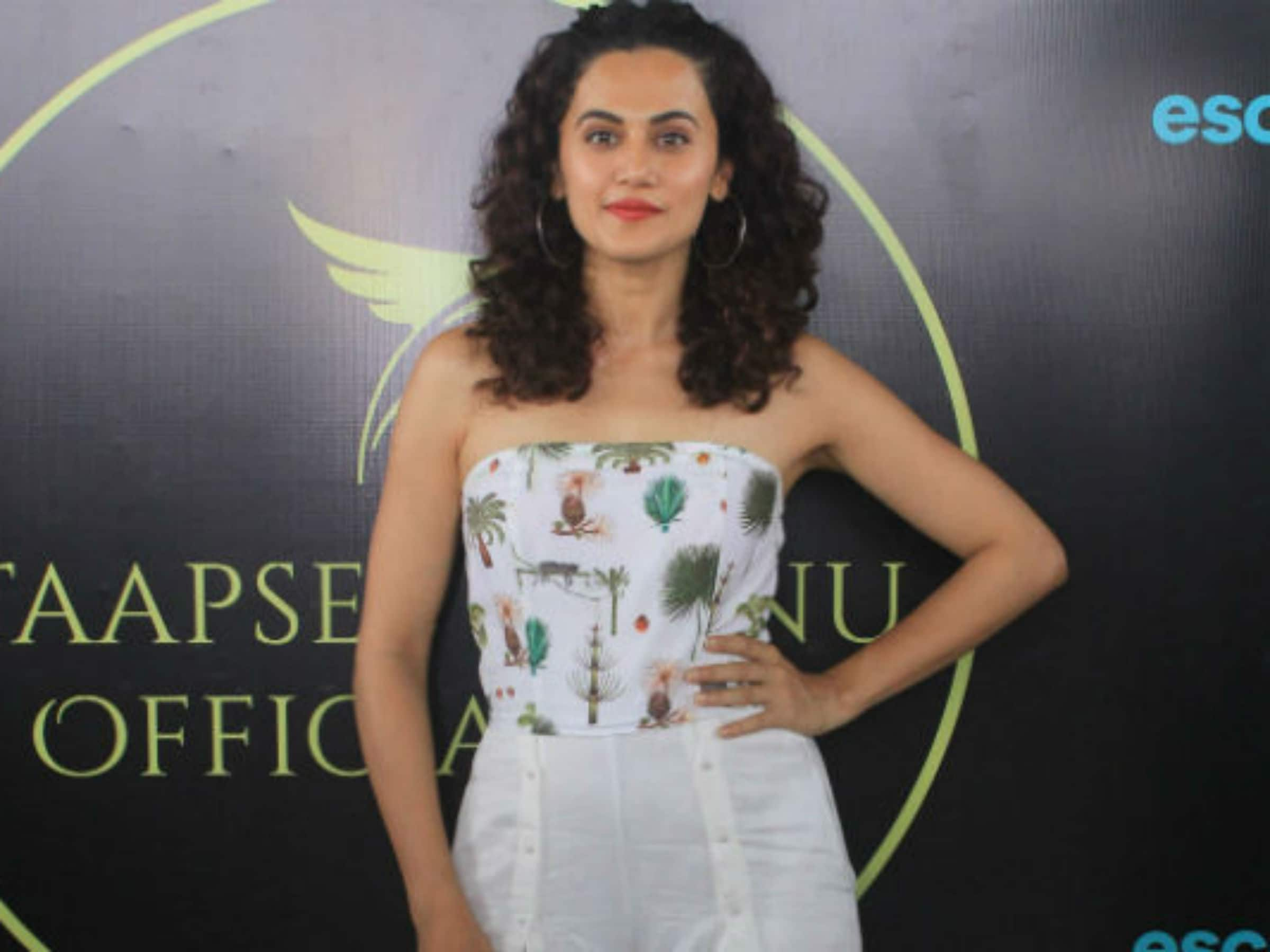 <i>Manmarziyaan</i> Actress Taapsee Pannu Reveals Why She Has 'No Fear Of Failure'