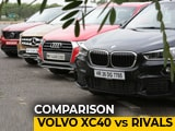 Video : Volvo XC40 vs BMW X1 vs Audi Q3 vs Mercedes-Benz GLA