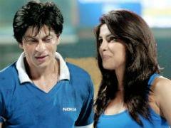 Shah Rukh Khan Can't Help Himself, Responds To Priyanka Chopra Wedding Question With A Joke