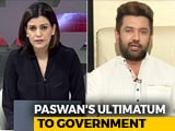 Video : Chirag Paswan Speaks To NDTV On Warning To BJP