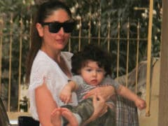 Kareena Kapoor, Saif Ali Khan To Appoint Bodyguard For Taimur's Safety?