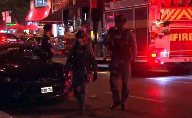 टोरंटो में फायरिंग : हमलावर सहित 2 की मौत, 1 बच्ची घायल