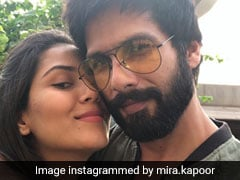 'Happy Birthday Mother Hen', Says Mira Rajput Kapoor's Birthday Cake From Husband Shahid Kapoor! (See Pic Inside)