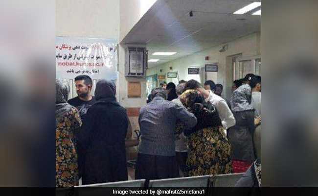 2 Dead 241 Injured As 59 Magnitude Earthquake Hits Northwest Iran