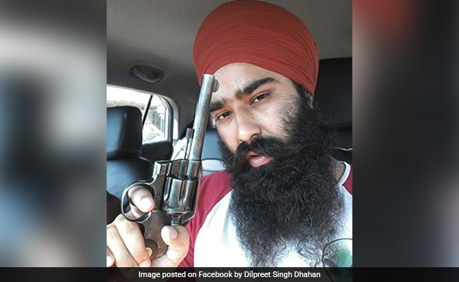 Wanted Gangster Dilpreet Singh Arrested In Chandigarh After Encounter