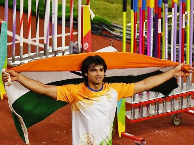 I just want to give my best at Asian Games: Neeraj Chopra