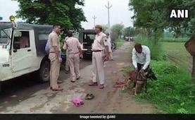 राजस्थान के अलवर में गो-तस्करी के शक में एक व्यक्ति की पीट-पीट कर हत्या