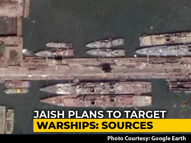 Video : Jaish Terrorists Training In Deep Sea Diving To Hit Navy Ships: Sources