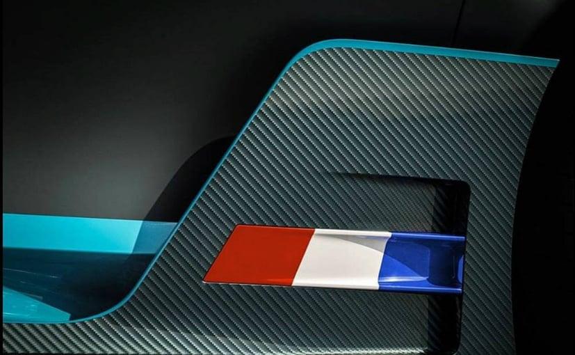 Bugatti Divo Teased Again