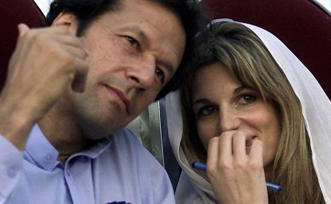 'My Sons' Father Is Next PM': Jemima Goldsmith Congratulates Imran Khan