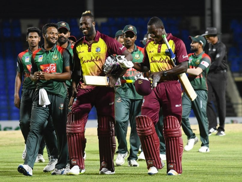 1st T20I: Kesrick Williams, Andre Russell Power West Indies To Seven-Wicket Win Over Bangladesh
