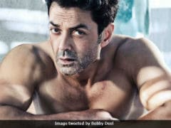 Bobby Deol Could Have Had 'The Best Physique In Bollywood' But He's Several Years Late
