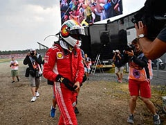 'My Mistake, I'm Sorry': Sebastian Vettel Takes Blame For Crash