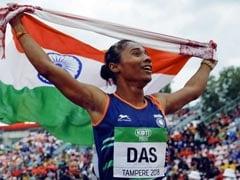 भारत का गर्व हिमा दास: उम्र 19 साल और 19 दिन में जीते 5 इंटरनेशनल गोल्ड