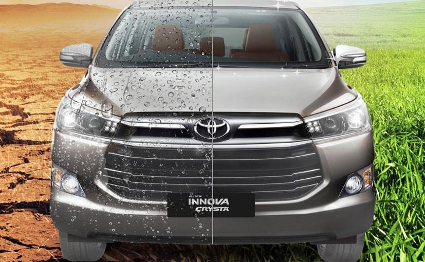Toyota S Eco Car Wash Service Saves 95 Per Cent Water Ndtv Carandbike