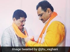 Ex-Gujarat Chief Minister Shankersinh Vaghela's Son Joins BJP