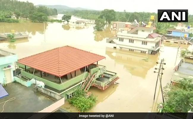 Army Joins Rescue Operations In Karnataka's Rain-Hit Kodagu