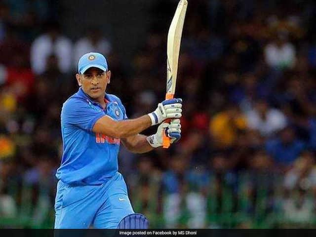 MS Dhoni Scores 10,000 ODI Runs, Joins Sachin Tendulkar, Brian Lara And Ricky Ponting In Elite Club