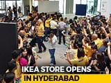 Video : <i>Hej</i> India! IKEA India Debuts With Mega Hyderabad Store